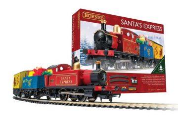 Santa's Express Train Set