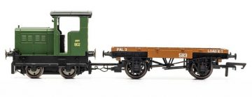 R&H 48DS  0-4-0