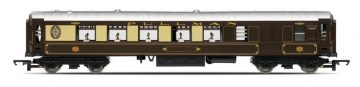 RailRoad Pullman Parlour Brake Car