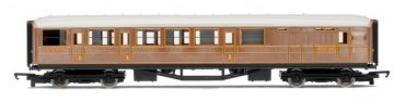 RailRoad LNER Teak Brake