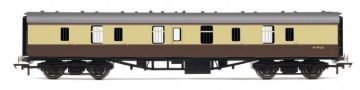 RailRoad BR Mk1 Parcels Coach