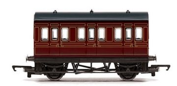 LMS 4 Wheel Coach