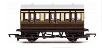 GWR 4 Wheel Coach