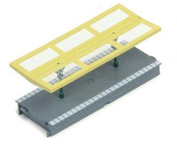 Platform Canopy Plastic Kit