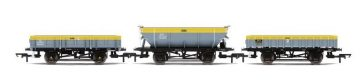 3 pack  British Rail Wagons