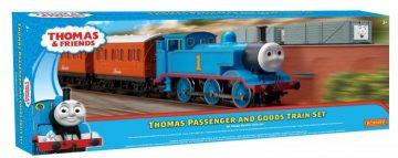 Thomas Passenger and Goods Train Set