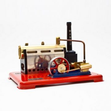 Twin Cylinder Stationary engine