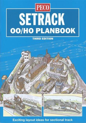 Peco Setrack OO/HO Planbook