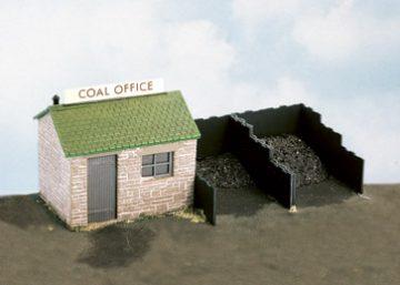 Coal Yard & Hut