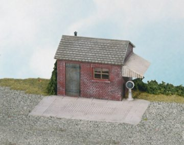 Weighbridge & Hut