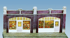 Station Forecourt Shops