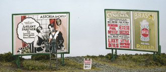 Hoardings & Bill Posters