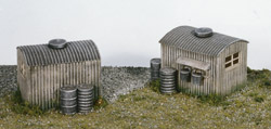 Lamp Huts