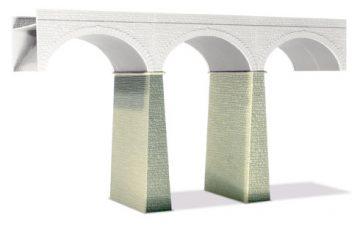 2 Stone Piers