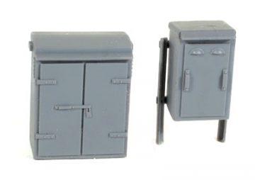 Relay Boxes (Set 2)
