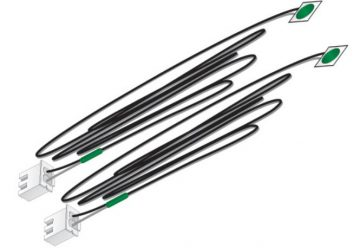 Green Stick-on LED Lights