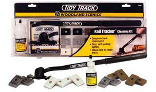 Rail Tracker Cleaning Kit