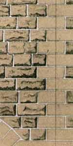 Grey Sandstone Ashlar Walling
