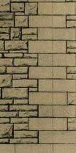 Grey Rubble Walling
